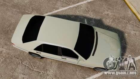 Mercedes-Benz S600 (W140) 1998 para GTA 4 visión correcta