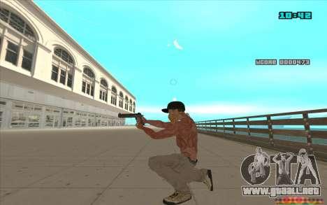 REL-REQ Grego para GTA San Andreas sucesivamente de pantalla