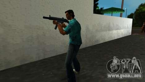 MP5SD para GTA Vice City tercera pantalla