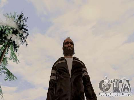 Trevor Phillips para GTA San Andreas tercera pantalla