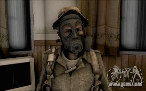 Precio del capitán (con máscara) para GTA San Andreas