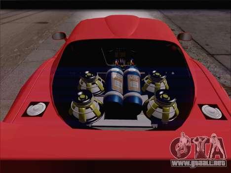 Dodge Viper Competition Coupe para el motor de GTA San Andreas