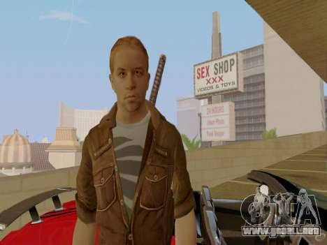 Clay Kaczmarek ACR para GTA San Andreas