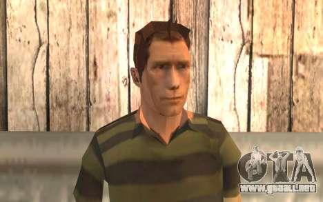 Hombre de la arena para GTA San Andreas tercera pantalla