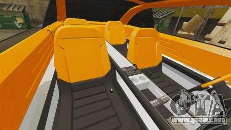 Ford Forty Nine Concept 2001 para GTA 4 vista desde abajo