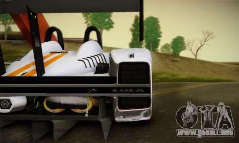 Caterham-Lola SP300.R para la visión correcta GTA San Andreas