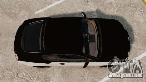 Bentley Continental SS v3.0 para GTA 4 visión correcta