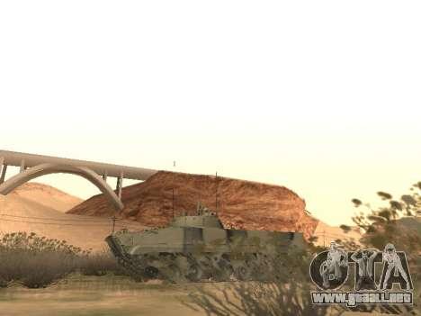 BMP-3 para visión interna GTA San Andreas