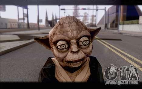 Yodo para GTA San Andreas tercera pantalla