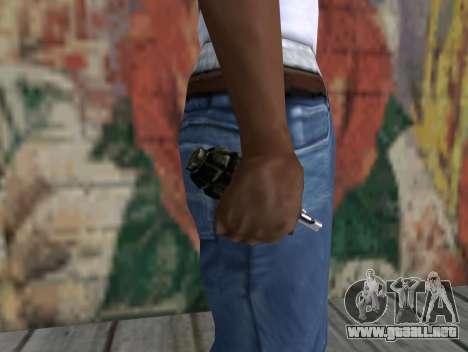 Granada de S.T.A.L.K.E.R. para GTA San Andreas tercera pantalla