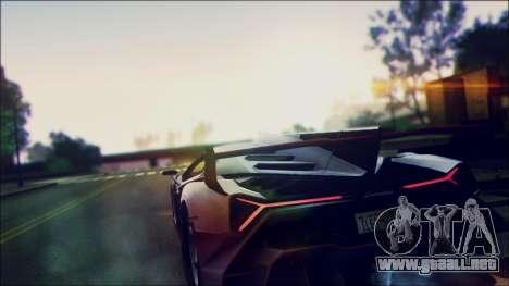 Sonic Unbelievable Shader v7.1 (ENB Series) para GTA San Andreas sexta pantalla