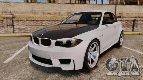 BMW 1M 2014 para GTA 4