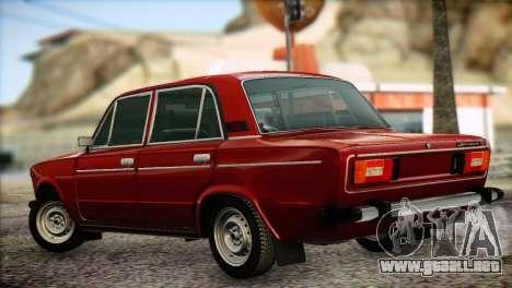 VAZ 21063 para GTA San Andreas left