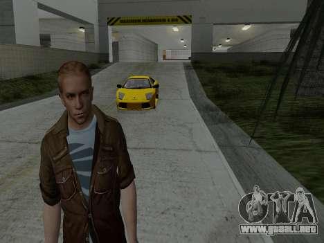 Clay Kaczmarek ACR para GTA San Andreas quinta pantalla