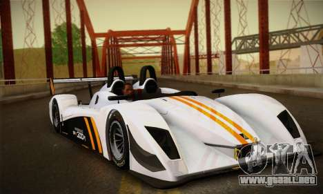 Caterham-Lola SP300.R para GTA San Andreas