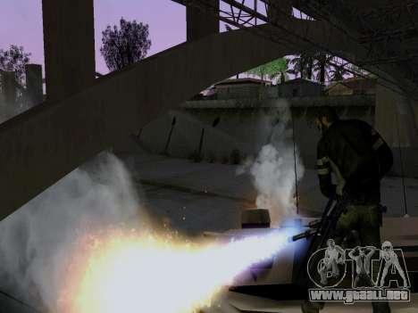 Trevor Phillips para GTA San Andreas quinta pantalla