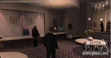 Farnsworth s Business v2.0 para GTA 4 tercera pantalla