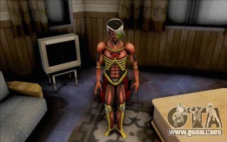 Eddie - Somewhere In Time para GTA San Andreas segunda pantalla