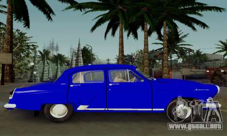 GAZ 21 Volga para GTA San Andreas left