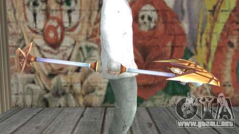 Personal para GTA San Andreas tercera pantalla