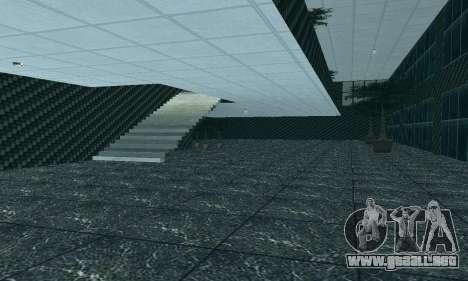 Nuevo showroom en cabello para GTA San Andreas séptima pantalla
