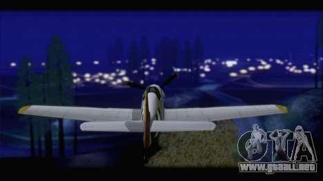 Project 2dfx v1.5 para GTA San Andreas sucesivamente de pantalla