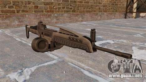 Automático HK XM8 LMG v2.0 para GTA 4