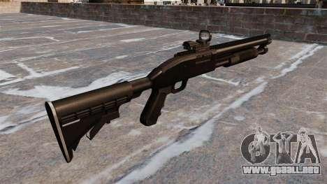 Escopeta táctica para GTA 4 segundos de pantalla