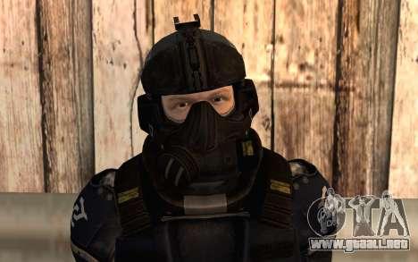 Crynet para GTA San Andreas tercera pantalla