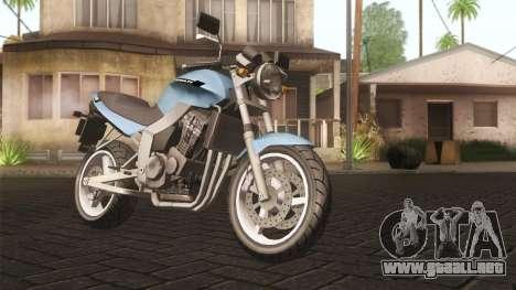Ducati FRC900 v3 para la visión correcta GTA San Andreas