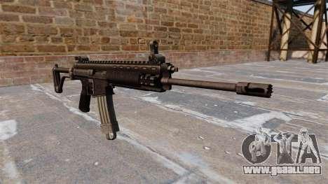 Robinson armamentos XCR Rifle para GTA 4