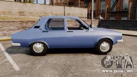 Renault 12 Toros v2.0 para GTA 4 left