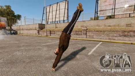 Parkour para GTA 4 adelante de pantalla