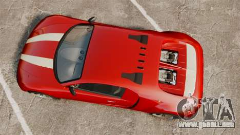 GTA V Truffade Adder para GTA 4 visión correcta