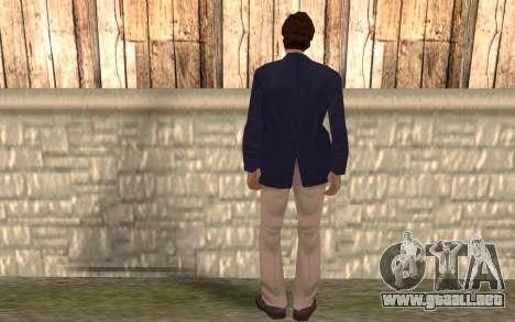 Donald Love para GTA San Andreas segunda pantalla