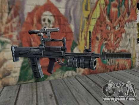Rifle de S.T.A.L.K.E.R. para GTA San Andreas