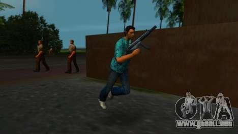 MP5SD para GTA Vice City segunda pantalla