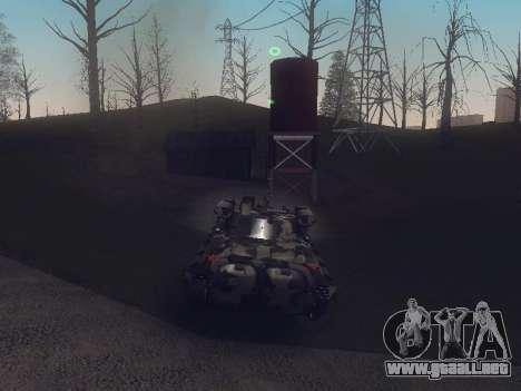BMP-2 para la visión correcta GTA San Andreas