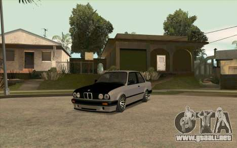 BMW E30 Stance para GTA San Andreas
