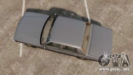 Chevrolet Caprice 1989 v2.0 para GTA 4 visión correcta