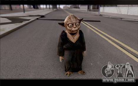 Yodo para GTA San Andreas