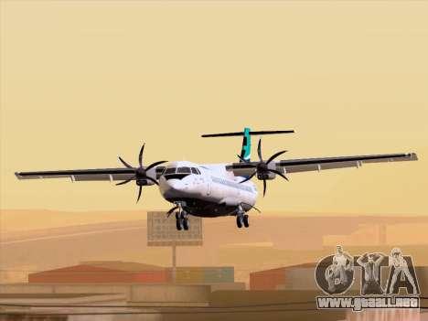 ATR 72-500 WestJet Airlines para GTA San Andreas