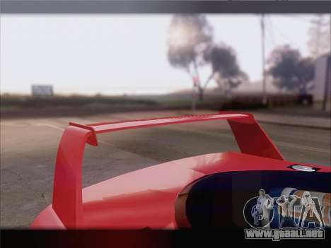 Dodge Viper Competition Coupe para las ruedas de GTA San Andreas