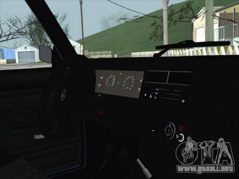 ВАЗ 21074 para la visión correcta GTA San Andreas