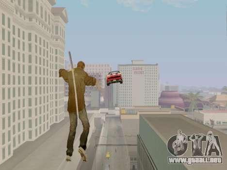 Clay Kaczmarek ACR para GTA San Andreas sucesivamente de pantalla