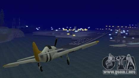 Project 2dfx v1.5 para GTA San Andreas séptima pantalla