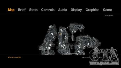 Farnsworth s Business v2.0 para GTA 4 adelante de pantalla