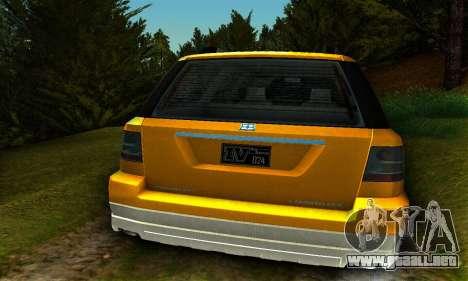 Landstalker GTA IV para la visión correcta GTA San Andreas