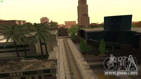 ENBseries for Low PC para GTA San Andreas tercera pantalla