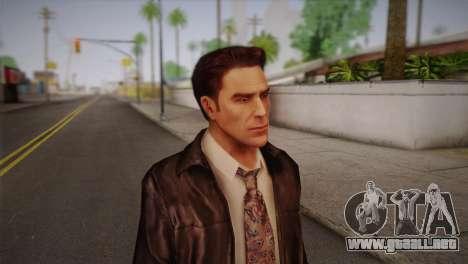 Max Payne Skin para GTA San Andreas tercera pantalla